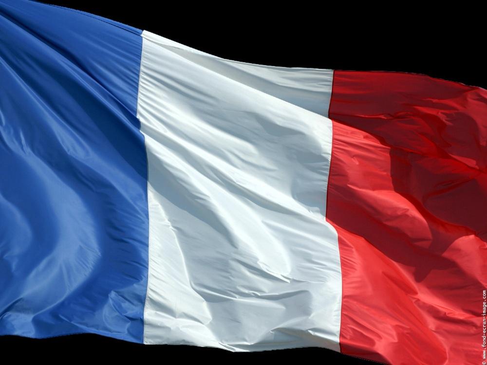 Qual é o significado da bandeira da França?